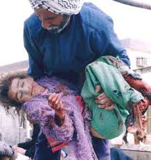 victimas civiles libia